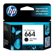 Tinta HP 664 (Negro)