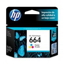Tinta HP 664 (Color)