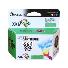 Tinta Printers 664 XXL (Color)