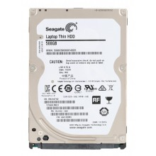 Disco Duro Notebook 500GB Seagate