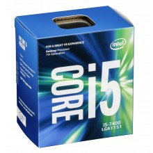 CPU Intel i5-7400 LGA1151 3GHz