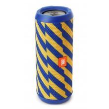 Speaker JBL Bluetooth Flip 4 (Azul-Amarillo)
