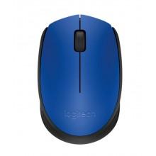 Mouse Wireless Logitech M170 (Azul)