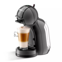 Cafetera Autom. Dolce Gusto Moulinex Mini me (Negro)