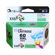 Tinta Printers 60 XXL (Color)