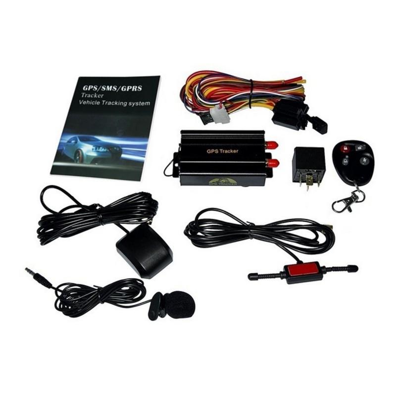 Rastreador GPS P/ Auto