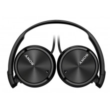Auricular Sony  MDR-ZX110 (Negro)