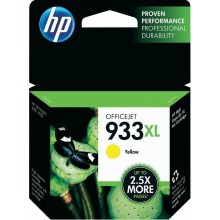 Tinta HP 933 (Amarilla)