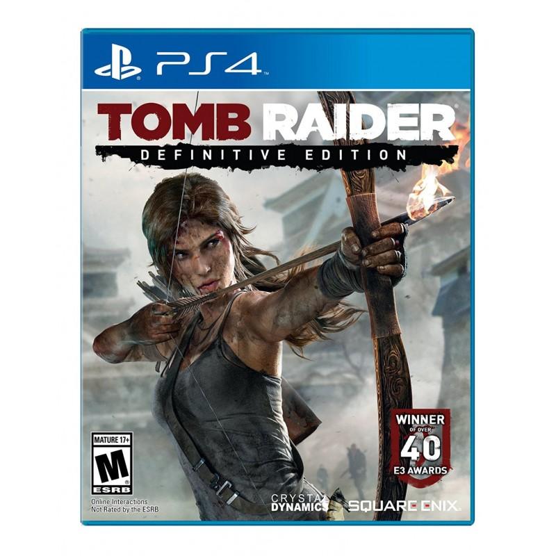 Tomb Raider (PS4)