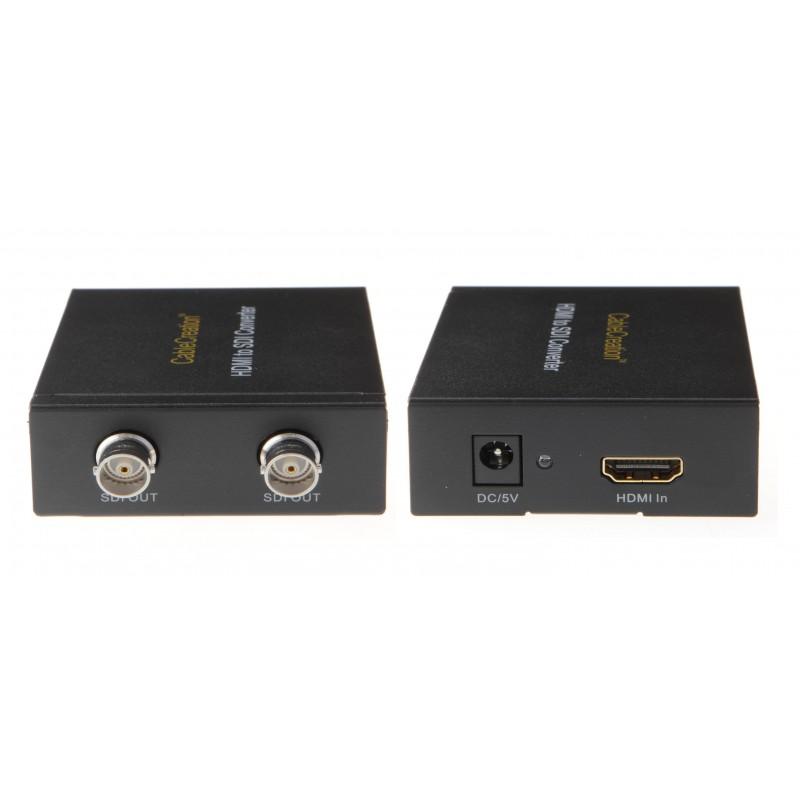 Convertidor HDMI a SDI (CD0060)
