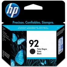 Tinta HP 92 (Negra)