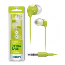 Auricular Philips SHE3590GN (Verde)
