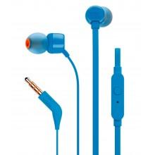 Auricular JBL T110 (Azul)