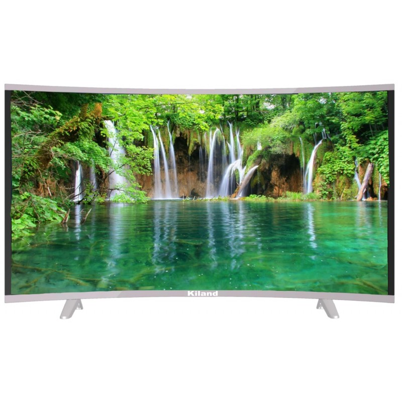 "TV 65"" HD KILAND SMARTKLD65CUR4K"