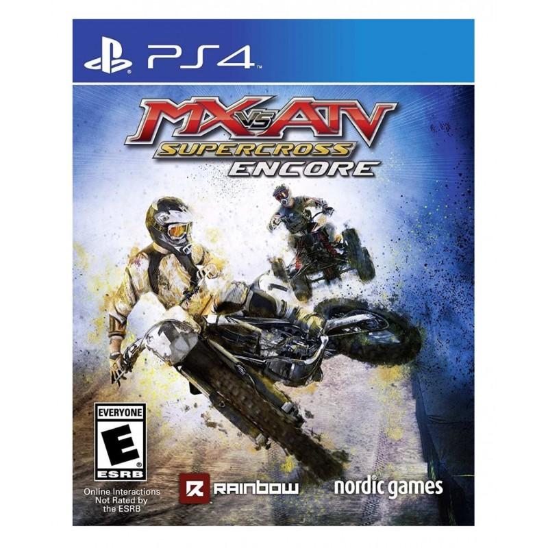 MX vs. ATV Supercross (PS4)
