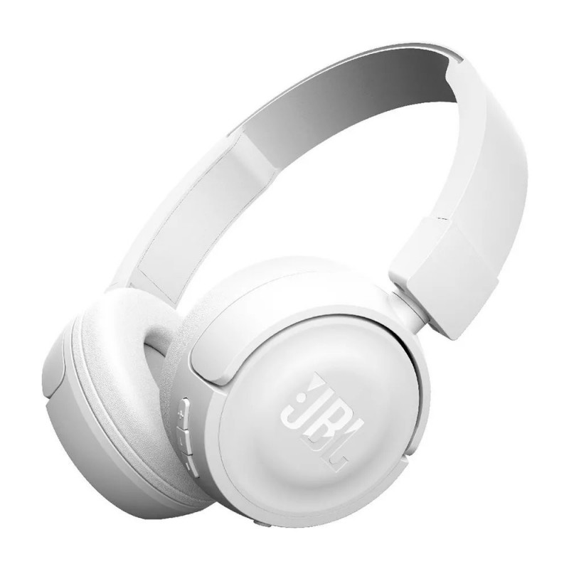 Auricular JBL Bluetooth T450BT (Blanco)