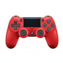 Control para PlayStation 4 Sony (Rojo)