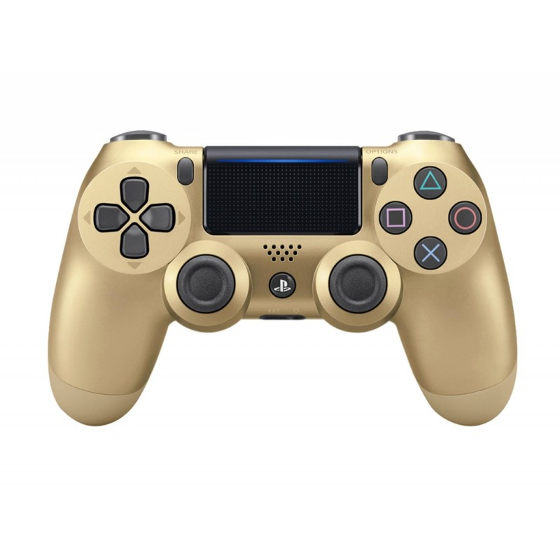 Control para PlayStation 4 Sony (Dorado)