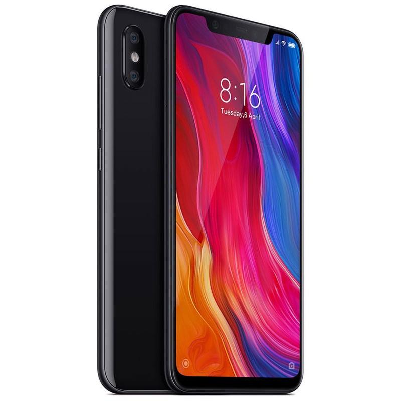 Xiaomi Mi 8 64GB Duos (Negro)