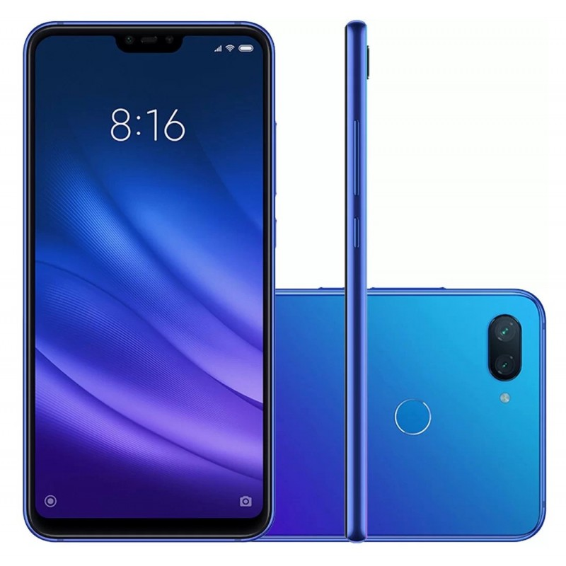 Xiaomi Mi 8 Lite 64GB Duos (Azul)