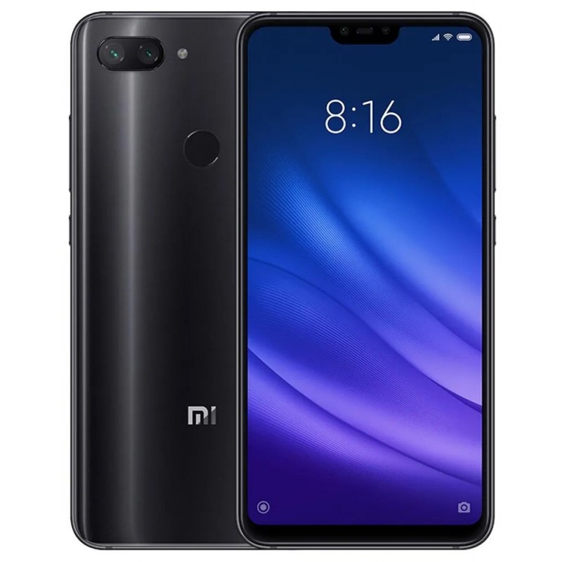 Xiaomi Mi 8 Lite 128GB Duos (Negro)