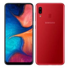 Samsung Galaxy A20 32GB Duos (Rojo)