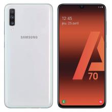 Samsung Galaxy A70 128GB (Blanco)