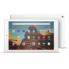 Tablet Fire HD10 Amazon (Blanco)