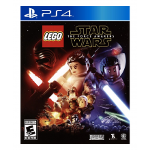 Lego Star Wars The Force (PS4)