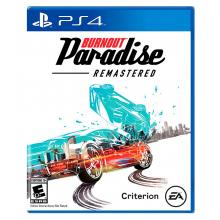Paradise Burnout Remastered (PS4)