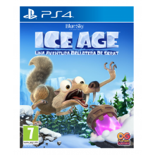Ice Age Scrats Nutty Adventure (PS4)