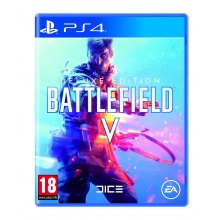 Battefield V Deluxe Edition (PS4)