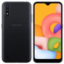 Samsung Galaxy A01 32GB Duos (Negro)