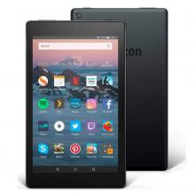 "Tablet Fire HD 8"" (Negro)"