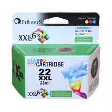 Tinta Printers 22 XXL (Color)