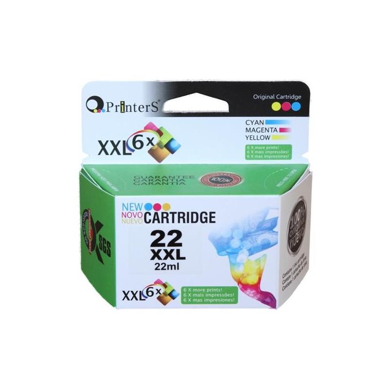 Tinta Printers 22 XXL (Color)
