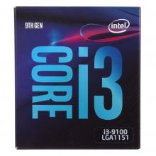 CPU Intel i3-9100 3.6GHz LGA1151