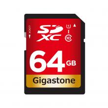 Memoria SD 64GB C10 80MB/s Gigastone