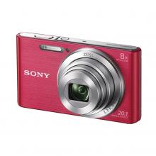 Camara Digital Sony DSC-W830 (Rosa)