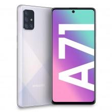 Samsung Galaxy A71 128GB Duos (Plata)