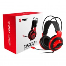 Auricular Msi Gaming Headset DS501