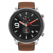 Reloj Smart Amazfit GTR-47mm Stainless Steel Alloy