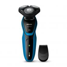 Afeitadora rotativa Aquatouch Wet & Dry Philips S-5050