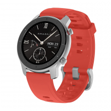 Reloj Amazfit GTR-42MM A1910 (Rojo)