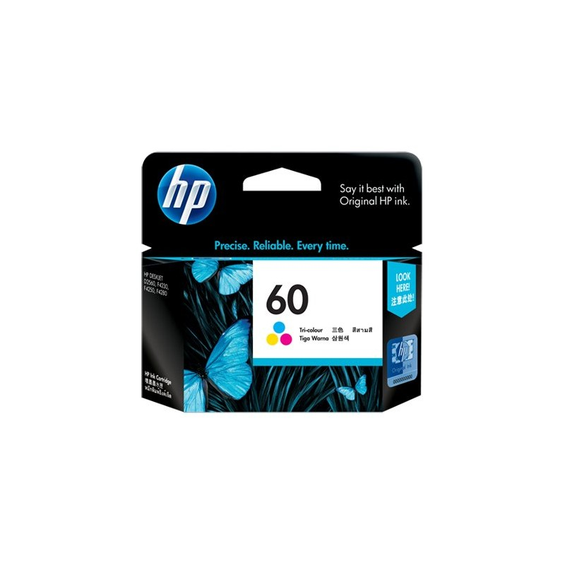 Tinta HP 60 (Color)