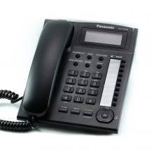 Teléfono Panasonic KX-T7716 (Negro)