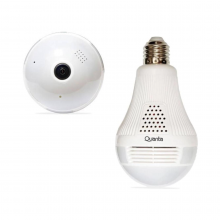 Lámpara LED Smart con Camara Quanta QTLCW360I