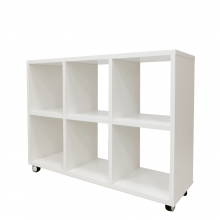 Estante decorativo BRV BE-09 (Blanco)