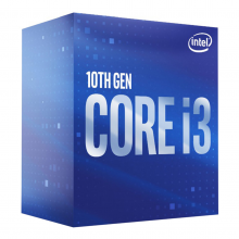 CPU Intel i3-10100 3.6GHz LGA1200