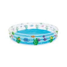 Piscina inflable 3 Anillos Bestway 51005
